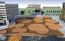 Sustainable Reconstruction – Building a Park Out of Waste