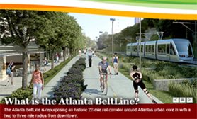 How about that Atlanta BeltLine?